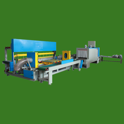 PL - 2800 fully automatic PE package machine