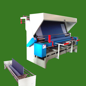 PL-B1 automatically checks the side cloth rolling machine